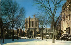 Yale University, Sterling Memorial Library