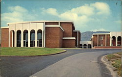 Potomac State College of West Virginia University - Art Center