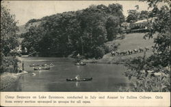 Camp Sequoya on Lake Sycamore