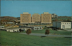 Towers Residence Halls, West Virginia University