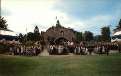 War Memorial Grotto, Providence College
