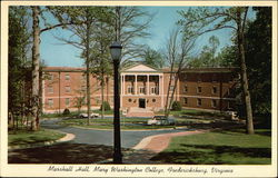 Marshall Hall, Mary Washington College