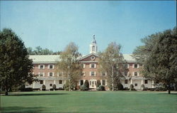 Donner Hall, Hanover College