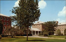 University of Illinois - Lincoln Residence Hall