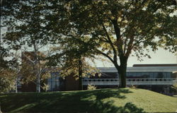 University Center, Southern Illinois University Postcard