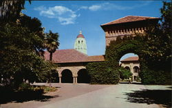 Stanford University - East Gate