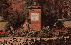 The Campus Gateway, Nyack Missionary College