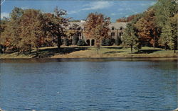 Holy Cross Seminary Postcard