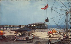 Amusement Area and Ocean Pier
