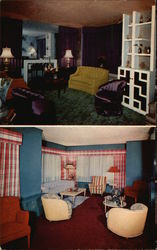 """The Lohengrin Suite"" and ""Suite Moderne"" Hampton Court Hotel"