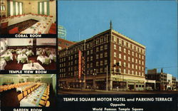 Temple Square Motor Hotel and Parking Terrace