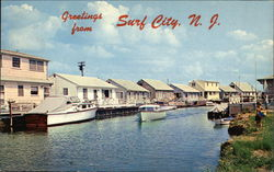 Greetings from Surf City, New Jersey