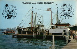 Sammy and Suie Scallop