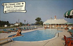 Colonial Arms Motel & Restaurant