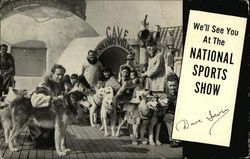 National Sports Show, Husky Dog Train
