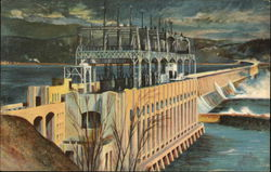 Conowingo Hydro-Electric Development