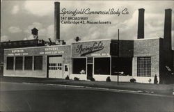 Springfield Commercial Body Co.