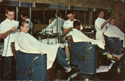 Learning The Barbering Trade