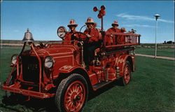 1923 Stoughton Fire Truck