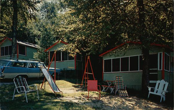 Cold Spring Cabins Weirs Beach New Hampshire