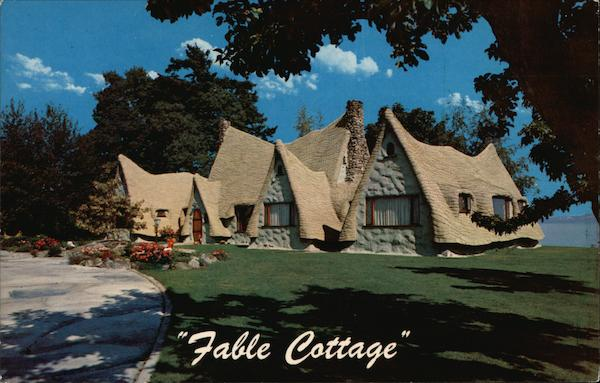 Fable Cottage, Cordova Bay Victoria Canada British Columbia