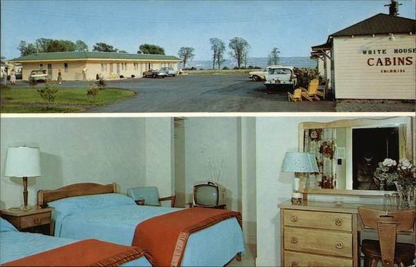 White House Motel & Cabins Beauport Canada Quebec