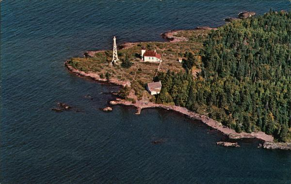 Copper Harbor Lighthouse Michigan