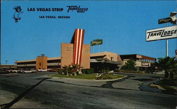 Las Vegas Strip TraveLodge Nevada