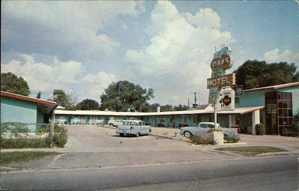 The Oaks Motel Tampa Florida