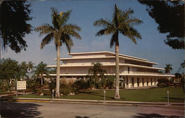 Municipal Auditorium Bradenton Florida