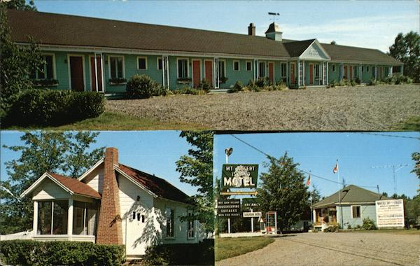 Mt. Desert Island Motel and Housekeeping Cottages Bar Harbor Maine