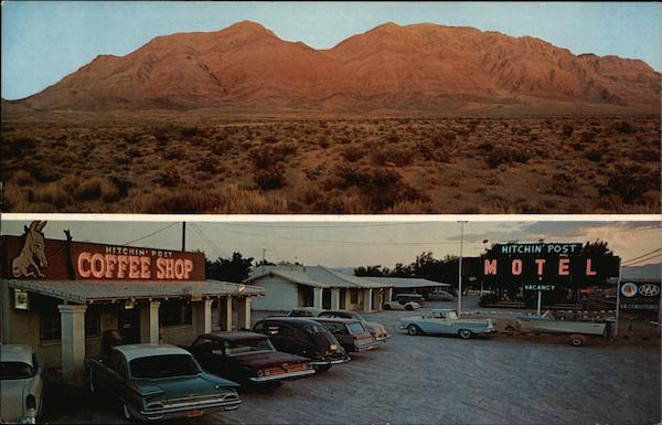 Hitchin' Post Motel & Coffee Shop Las Vegas Nevada