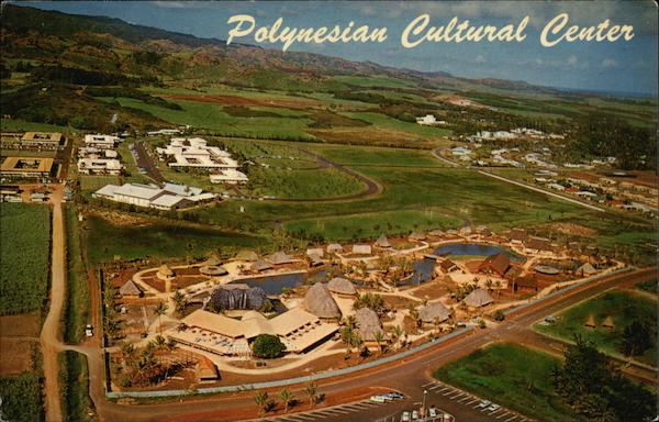 Polynesian Cultural Center Laie Hawaii