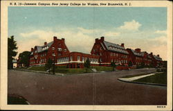 N.B. 13 - Jameson Campus, New Jersey College for Women