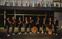 Mariachi Band - A Gay Group of Musicians