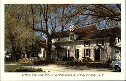 Three Village Inn Postcard