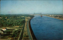 Railway Bridge over Cape Cod Canal