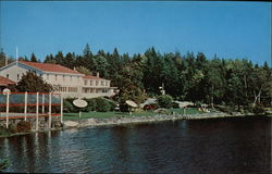 Braemar Lodge on Beautiful Lake Ellenwood