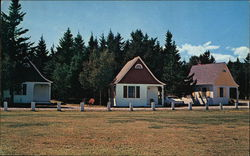 Chalets in Fundy National Park