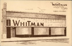 The Whitman Lounge Cafe