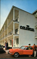The Colonial Hotel and New Motor Lodge