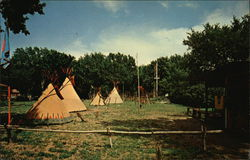 Red Cloud's Sioux Indian Village