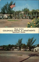 Colonials Motel & Apartments
