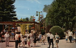 Canobie Park - One of the most beautifully landscaped parks in the United States