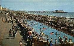 Kings Road Paddling Pool, Brighton