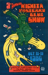 9th Annual Wichita Postcard Club Show