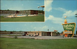 Holiday Inn Winchester, Virginia Postcard