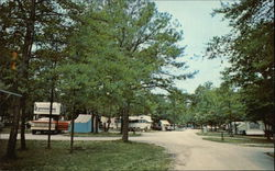 Camping, Carter Cave State Resort Park
