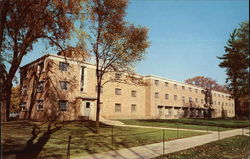 Dascomb Hall at Oberlin College