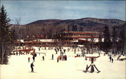 The Mt. Snow Ski Area